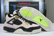 "Authentic Air Jordan 4 ""Silt Red"""