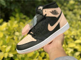 "Authentic Air Jordan 1 Retro High OG ""Crimson Tint"""