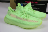 "Authentic Y 350 V2 ""Glow in the Dark"""