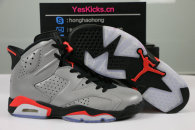 "Authentic Air Jordan 6 ""Reflective Bugs Bunny"""