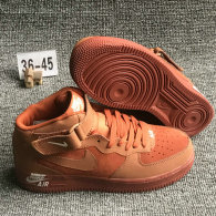 Nike Air Force 1 Mid Women Shoes (11)