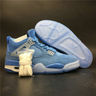 Authentic Air Jordan 4 UNC PE