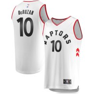 Men's Toronto Raptors DeMar DeRozan  White Jersey - Association Edition