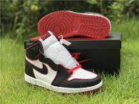 "Authentic Air Jordan 1 ""Who Said Man Was Not Meant To Fly"""