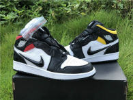 "Authentic Air Jordan 1 ""Quai 54"""