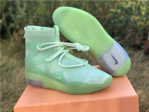 Authentic Nike Air Fear of God 1 Green