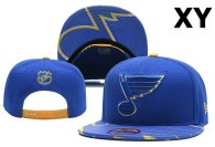 NHL St Louis Blues Snapback Hat (1)