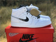 "Authentic CLOT x Air Jordan 1 Mid ""Fearless"""