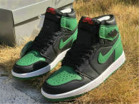 "Authentic Air Jordan 1 Retro High OG ""Pine Green"""