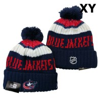 NHL Columbus Blue Jackets Beanies (1)