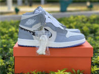 Authentic Dior x Air Jordan 1 High OG