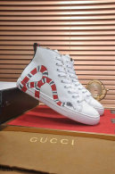 Gucci High Top Shoes (157)