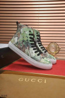 Gucci High Top Shoes (152)