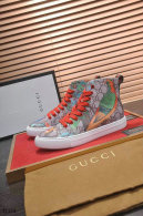 Gucci High Top Shoes (153)