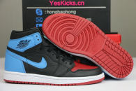 "Authentic Air Jordan 1 ""UNC To Chicago"""