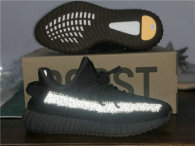 "Authentic Yeezy Boost 350 V2 ""Cinder Reflective"""