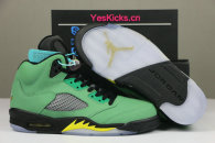 "Authentic Air Jordan 5 SE ""Oregon"" 2020"