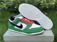 "Authentic Nike Dunk Low Pro SB ""Heineken"""