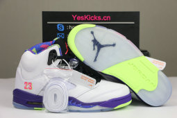 "Authentic Air Jordan 5 ""Alternate Bel-Air"""
