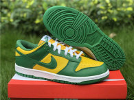 "Authentic Nike Dunk Low SP ""Brazil"""