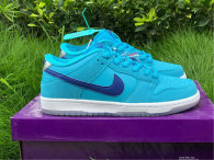 "Authentic Nike SB Dunk Low ""Blue Fury"" GS"