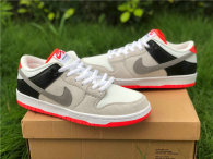 "Authentic Nike SB Dunk Low ""Infrared"" GS"