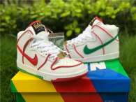 Authentic Paul Rodriguez x Nike SB Dunk High GS