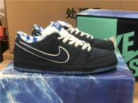 Authentic Concepts x Nike SB Dunk Low Blue GS