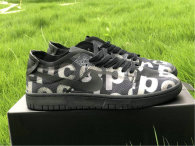 Authentic CDG x Nike Dunk Low