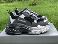 Balenciaga Triple-S Black/Grey/Silver
