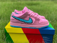 "Authentic Grateful Dead x Nike SB Dunk Low ""Pink Bear"" GS"