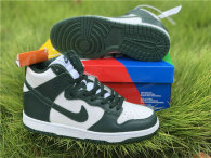 "Authentic Nike Dunk High SP ""Pro Green"" GS"