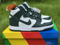 "Authentic Nike Dunk High SP ""Pro Green"""