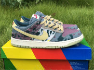 "Authentic Nike Dunk Low SP ""Lemon Wash"" GS"