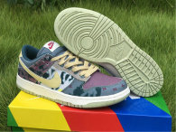 "Authentic Nike Dunk Low SP ""Lemon Wash"""