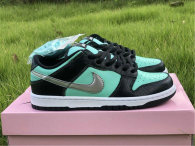 Authentic Nike SB Dunk Low Tiffany