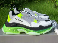 Balenciaga Triple-S White/Green/Grey/Black