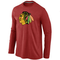 Chicago Blackhawks Long T-shirt  (6)