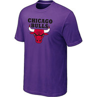 Chicago Bulls Big Tall Primary Logo T-Shirt (10)