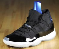 Authentic Air Jordan 11 Space Jam