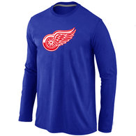 Detroit Red Wings Long T-shirt  (2)