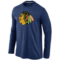 Chicago Blackhawks Long T-shirt  (3)