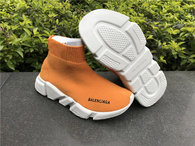 Balenciaga Speed Trainer Kid Shoes 001