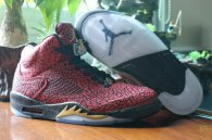 "Perfect Air Jordan 5 3Lab5 ""RageLab5"" Customs"