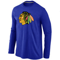 Chicago Blackhawks Long T-shirt  (2)