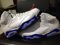 "Super Max Perfect Air Jordan 6 Retro ""Sport Blue"""