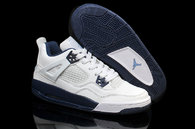 Air Jordan 4 Women Shoes AAA (32)