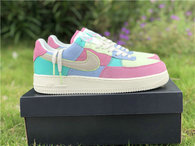 "Authentic Nike Air Force 1 Low ""Easter Egg"""