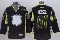 Toronto Maple Leafs -81 Phil Kessel Black 2015 All Star Stitched NHL Jersey