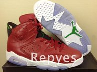 "Super Max Perfect Air Jordan 6 ""History Of Jordan"""